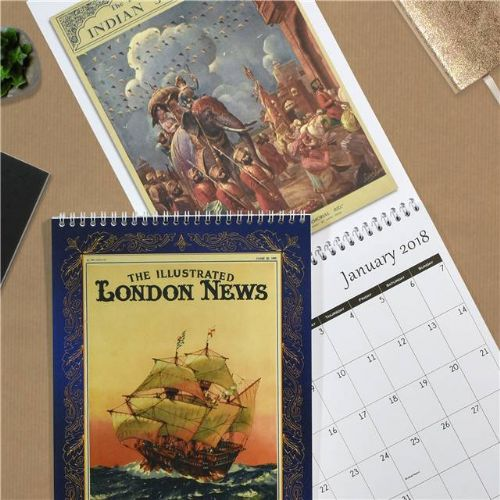 Illustrated London News Personalised Calendar